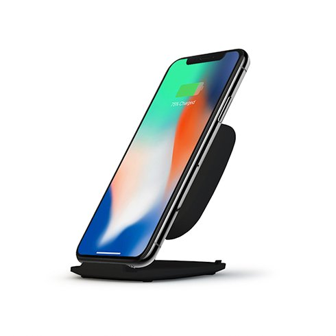 ZENS Fast Wireless Charger Stand/Base 10W