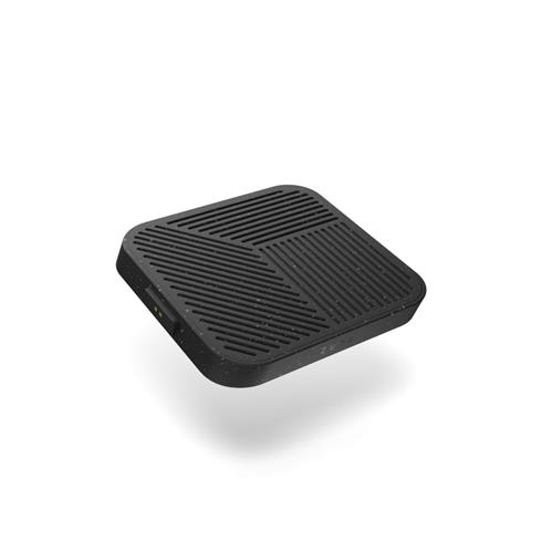 ZENS Modular Single Wireless Charger Main Station 15W incl. wall charger
